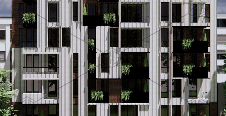 طراحی مجتمع مسکونی پرستو